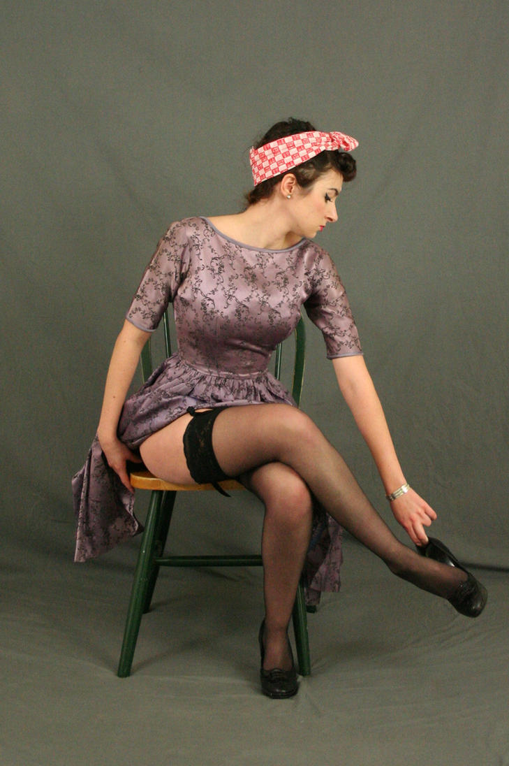 Housewife Pinup 10 by MajesticStock