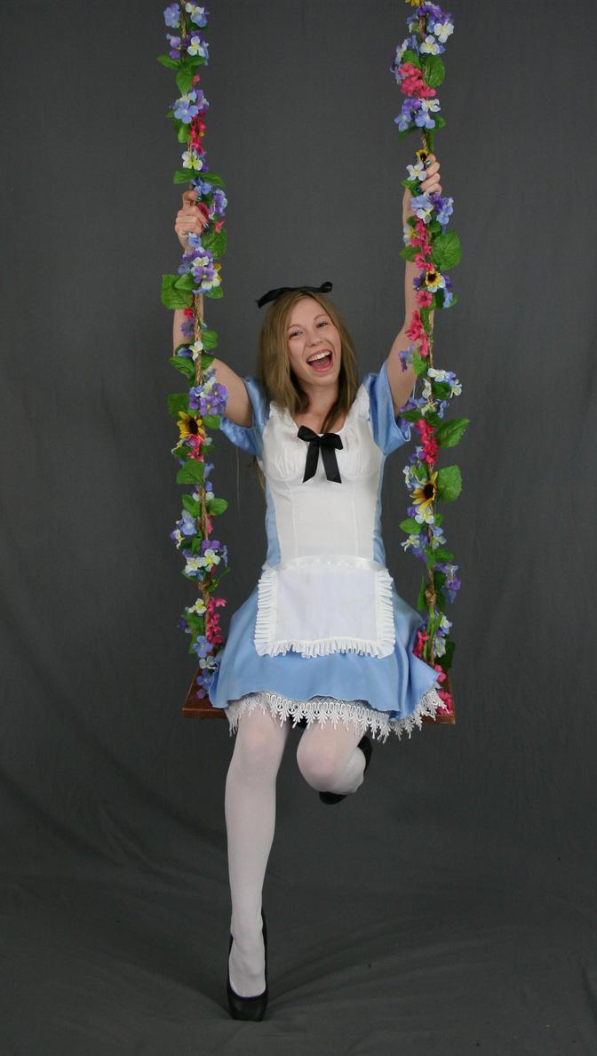 Alice in Wonderland 25 by MajesticStock