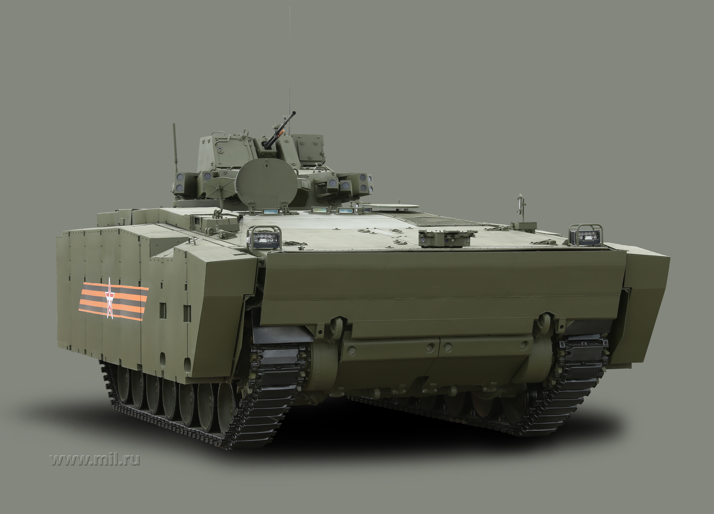 new_russian_tracked_apc__kurganets_25_by