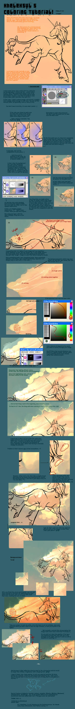 At long last... coloring tut. by kheleksul