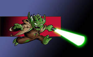 Yoda Color by melies