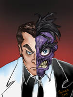 Two-Face Color by melies