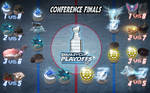 NHL STANLEYCUP CONFERENCE 2011