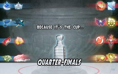 NHL STANLEY CUP PLAYOFFS 2012- QUARTER-FINALS