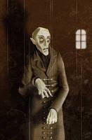Nosferatu, Der Vampir. by melies