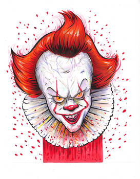 Pennywise - 2017