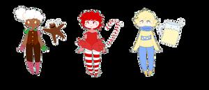 Christmas Foodoptables [OTA ] [CLOSED]