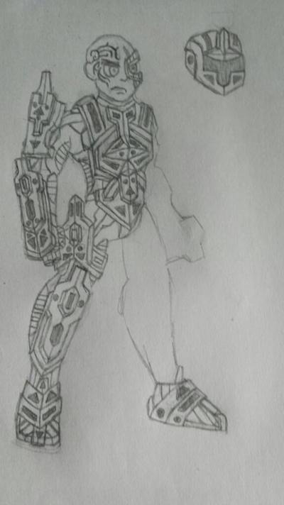 Ragnarok-class Power Suit