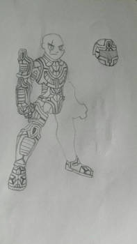 Aesir-class Power Armour