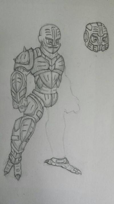 Yperax armour