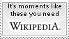 Wikipedia Moments by John-AM