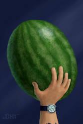 Nightly Watermelon by John-AM