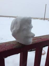 Just an Ol' Lump of Snow by John-AM