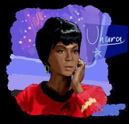 Uhura by John-AM