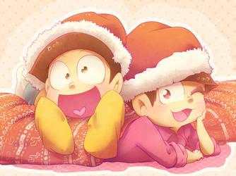 CHRISTMATSU!! by Umishaii