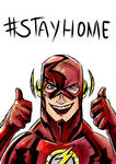 #STAYHOME #STAYSAFE #FLASH