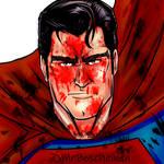 After Battle Superman