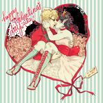 happy valentine's day 2012