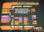 Star Trek LCARS Interface Cross Stitch