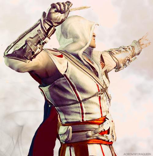 Ezio Auditore - AC2 by KynnBF