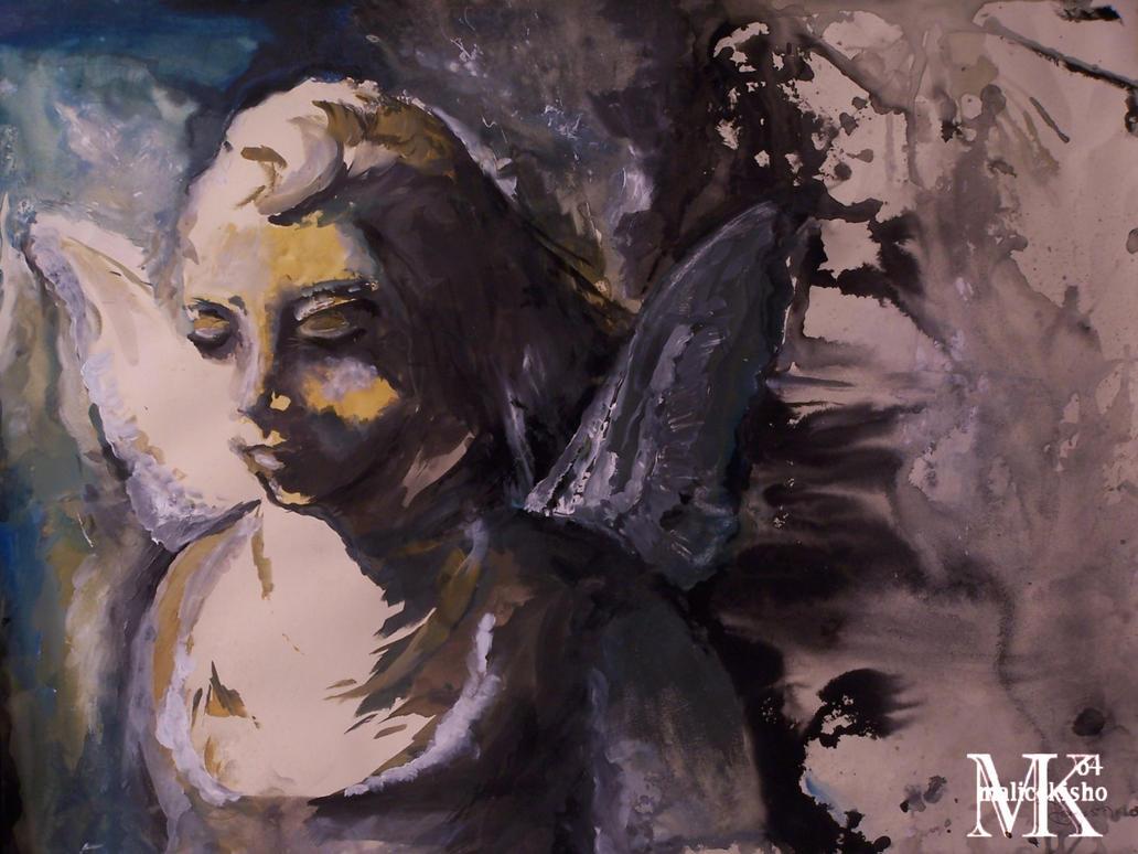 Angel by malicekisho