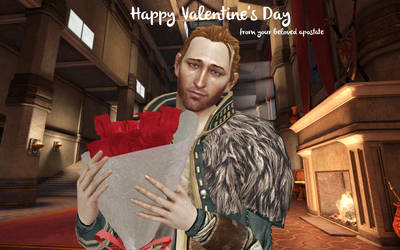 Happy Valentine's Day From Your Beloved Apostate