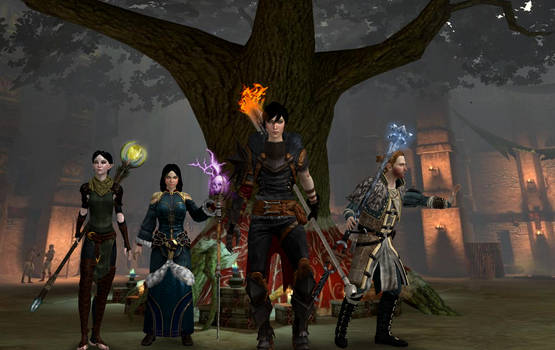 Mages of Kirkwall