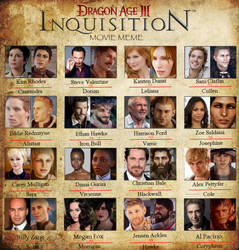 My Inquisition Cast