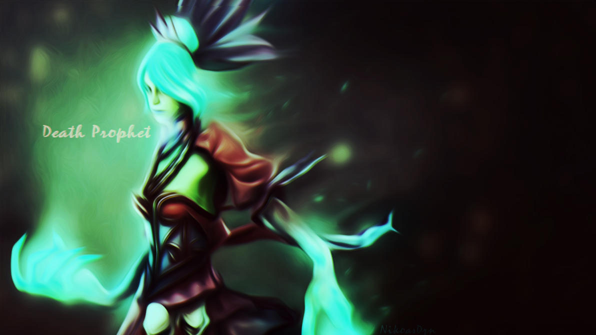 Death Propet Hero Dota 2 Wallpaper Wallpapers Wallpapers Quality