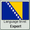 Bosnian Language level Expert by NikoasDzn by MacedonianGamer98