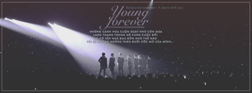 #4yearswithyou #BTS happy 4th anniversary by KlarieV