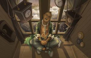 Sleeping Time by Birgitte-Gustavsen
