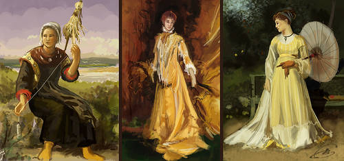 Studies of Classics II by Birgitte-Gustavsen
