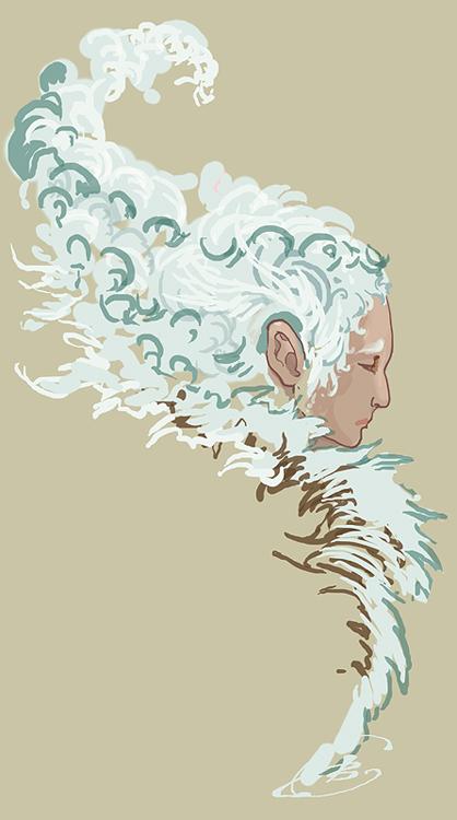 Swan by Birgitte-Gustavsen