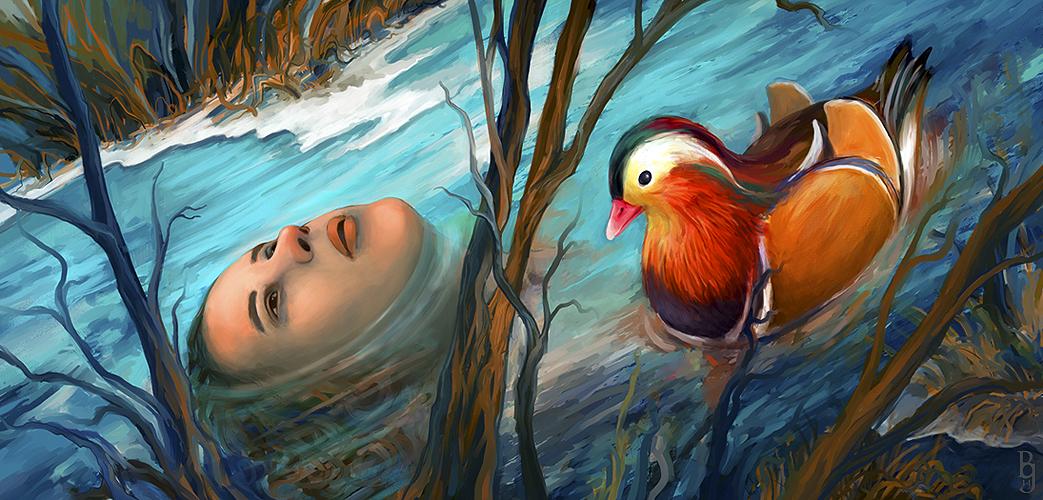 Below The Surface by Birgitte-Gustavsen