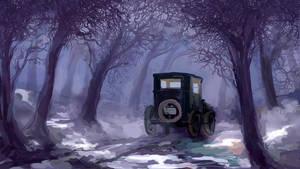 Along Forgotten Roads