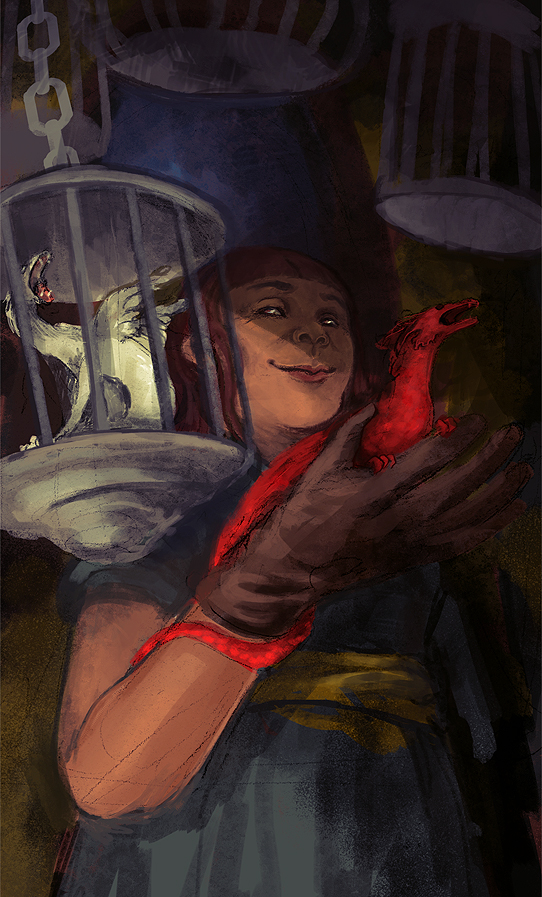 Get The Red One by Birgitte-Gustavsen