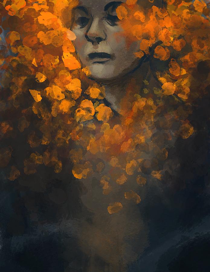 Face by Birgitte-Gustavsen