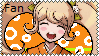 Saionji stamp by Hurricane-Lightning