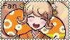 Saionji stamp by Hurricane-Lightning