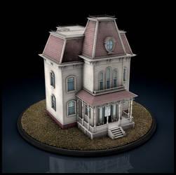 Bates House by EderCarfagnini