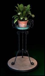 Garden Plant Pot by EderCarfagnini