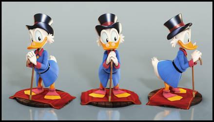 Uncle Scrooge: Portrait