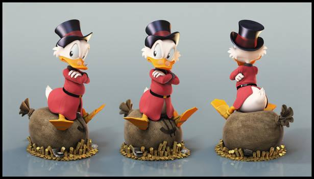 Uncle Scrooge: Grumpy