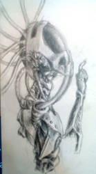 Sketch: Space Boi