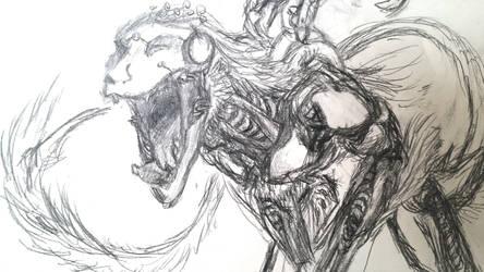Alpha Sketch 3 by DatBrainChild