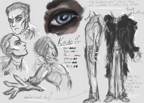 Character Reference - Kade