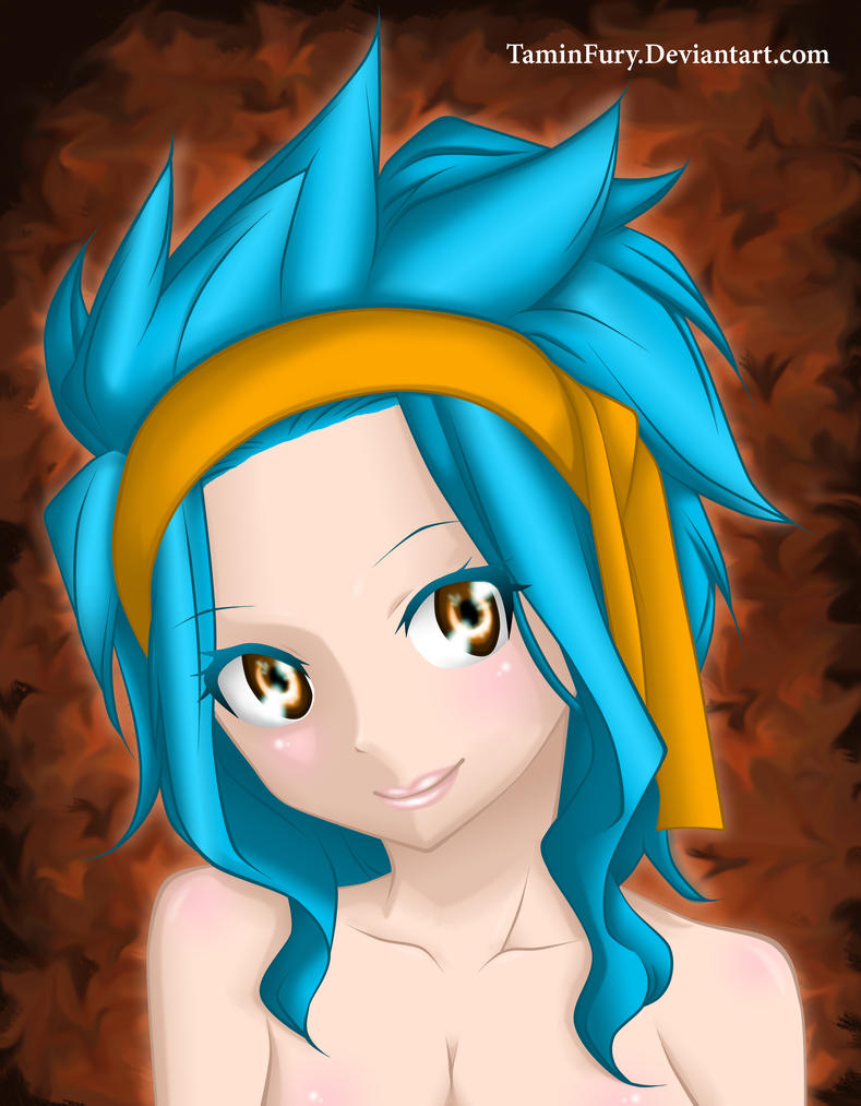 Cutie-Patootie Levy by TaminFury