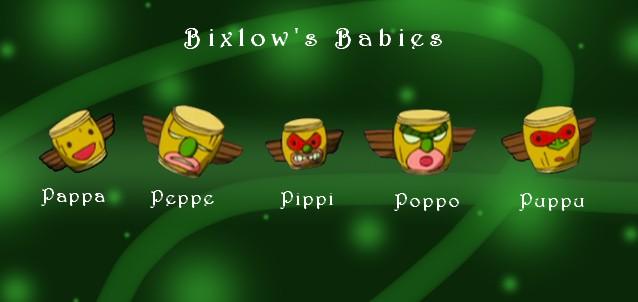 Bix's Babies by TaminFury