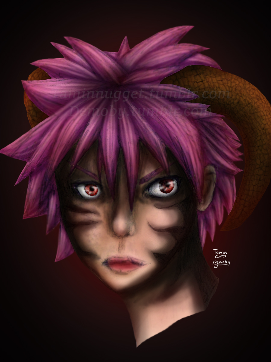 Realistic End Natsu By TaminFury On DeviantArt